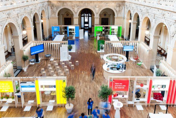 Evenement organisé par Google France et la CCI de Lyon