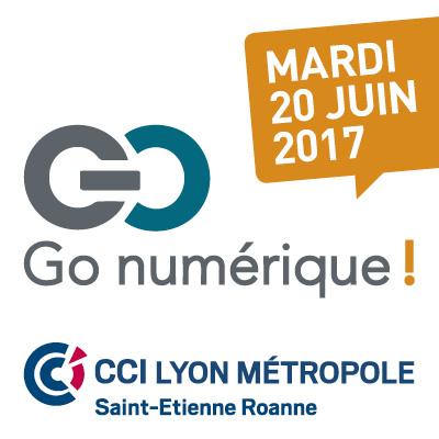 Salon Go numérique à la CCI de Lyon