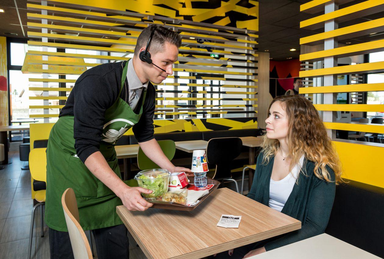McDonald's Cheseaux
