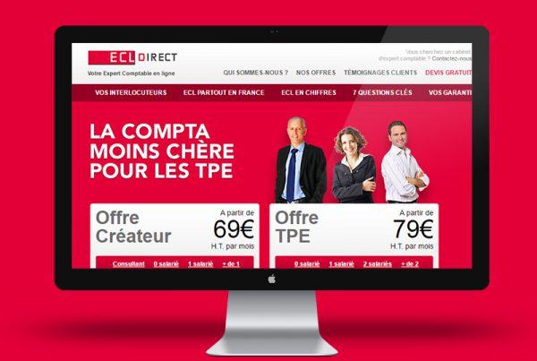 ECL Direct est leader de la comptabilité en ligne