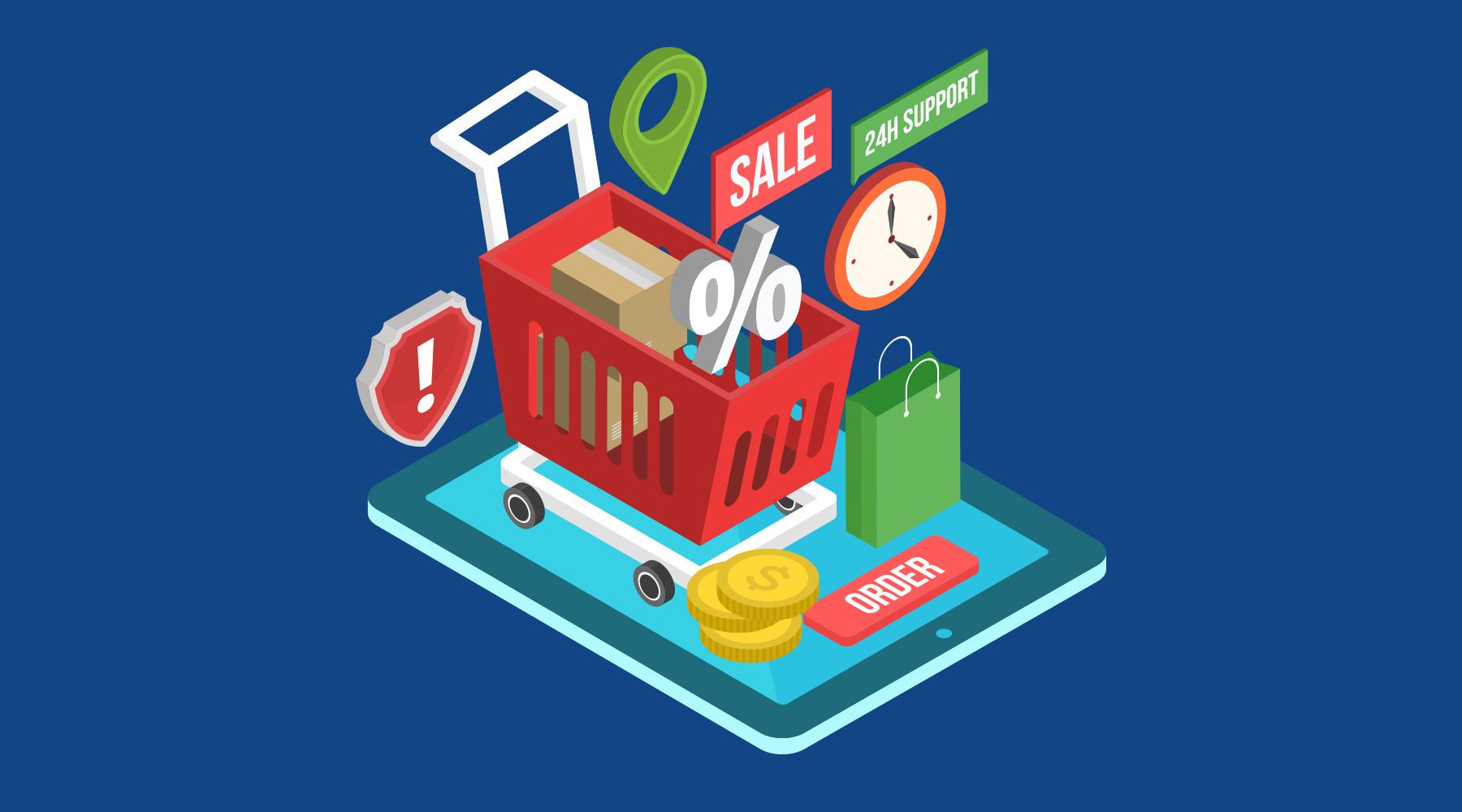 Développez une page panier efficace pour le e-commerce